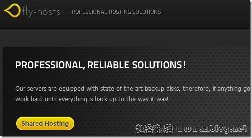 fly-hosts免费PHP空间1.5GB/无限/CP