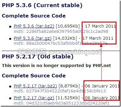 尴尬:PHP版本的常识性错误