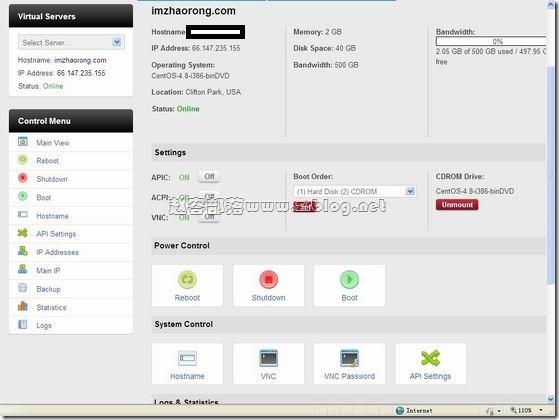 Dotblock:$1/月VPS(2G/40G/500G)简单测试