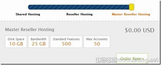 webloves:免费PHP空间/免费reseller/CP
