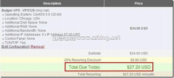 IonVM优惠:VPS优惠20%(终身)