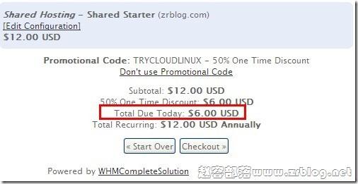 JollyWorksHosting主机优惠:$6/年8GB/20GB凤凰城