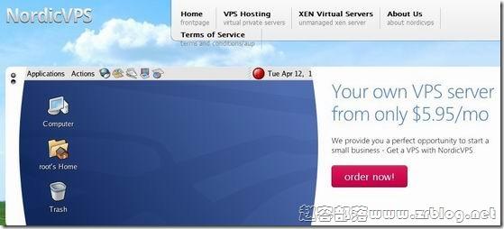 NordicVPS:$2.98/首月 512MB/20GB/1TB/San Jose