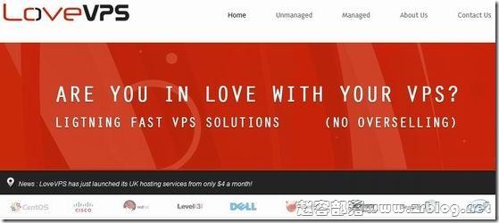 LoveVPS:$6.95/月KVM-384MB/15GB/300GB 奥兰多