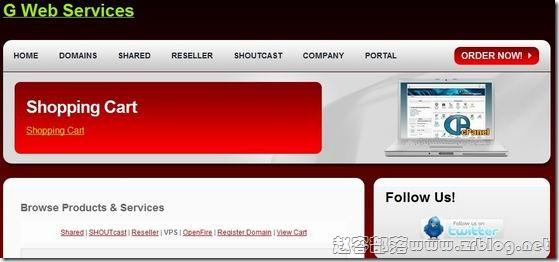 GWebServices:$2.25/首月 256MB/512MB/20GB/不限-达拉斯