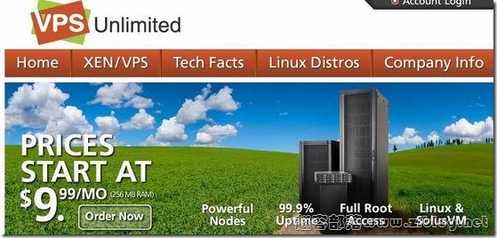 VPSUnlimited:$3.99/首月XEN-1024MB/50GB/1000GB 洛杉矶&达拉斯