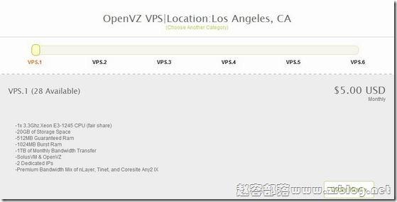 DSVPS再次大量上货:$5/月512MB/1024MB/20GB/1TB/2 IPs(洛杉矶/波特兰)