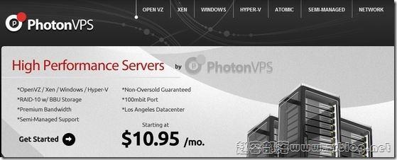PhotonVPS五月七折:$7.67/月OVZ-512MB/1GB/20GB/33TB 洛杉矶
