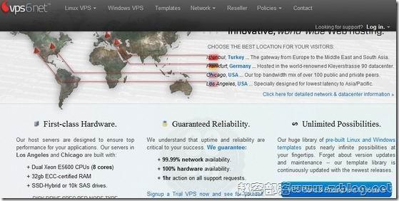 VPS6:$2.96/月OpenVZ-128MB/256MB/10GB/500GB 芝加哥&洛杉矶