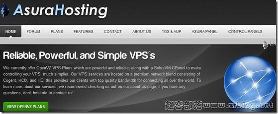 AsuraHosting:$5/月OpenVZ-512MB/20GB/375GB 堪萨斯