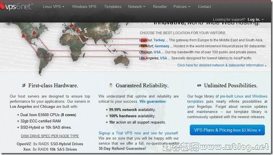 VPS6.NET:$3.16/月OpenVZ-256MB/10GB/500GB 洛杉矶