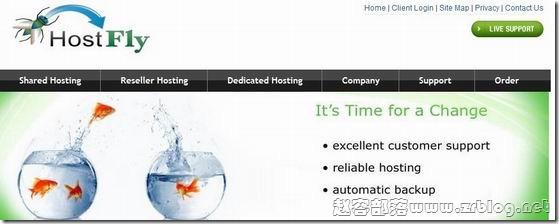 Hostfly:$18/年OpenVZ-128MB/256MB/10GB/200GB 凤凰城