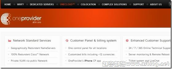 OneProvider:免费OpenVZ-512MB/1024MB/50GB/1TB 芝加哥
