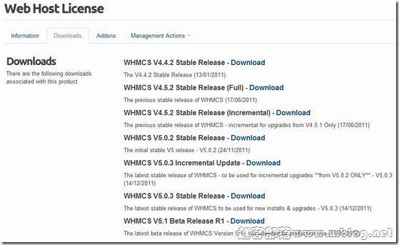 WHMCS教程系列(1):安装WHMCS