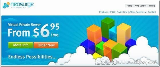 Neosurge:$20/年XEN-128MB/5GB/1000GB 圣何塞&芝加哥
