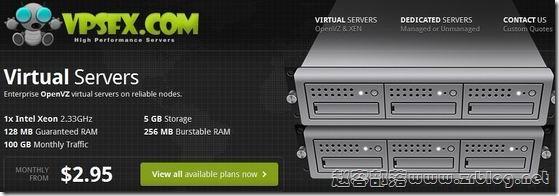 VPSFX:$6.95/月OpenVZ-1GB/1.5GB/50GB/1TB 凤凰城