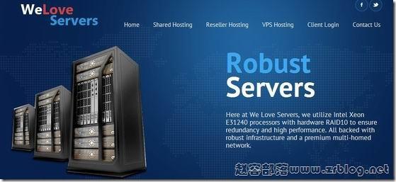 WeLoveServers:$15/季KVM-1GB/40GB/1TB 洛杉矶