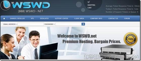 WSWD:$4.99/月OVZ-256MB/5GB SSD/500GB 洛杉矶&达拉斯