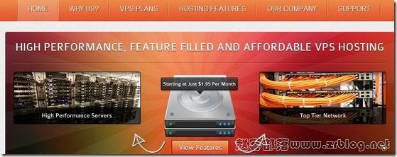 ServerCrate:$3.95/月OpenVZ-512MB/10GB SSD/2000GB 达拉斯