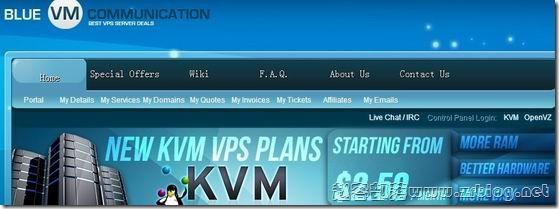BlueVM:$18/年KVM-512MB/20GB/1TB 洛杉矶
