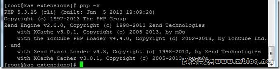 DirectAdmin安装XCache教程