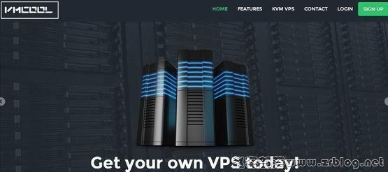 VMcool:150元/年OpenVZ&210元/年KVM 凤凰城