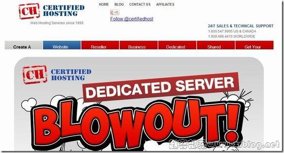 [服务器]CertifiedHosting:$99/三个月-E3 1230V2/8GB/500GB/10TB/5IP/cPanel 凤凰城