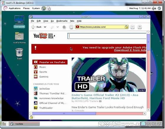 Linux(Debian) vps安装gnome桌面+VNC