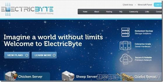 ElectricByte:$3.75/月OpenVZ-1024MB/15GB/1TB 圣何塞