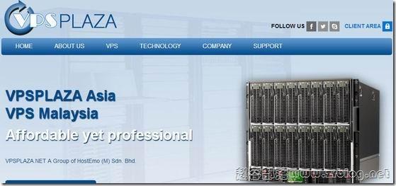 VPSPLAZA:$6/月OpenVZ-256M/30G/1000GB 新加坡&马来西亚