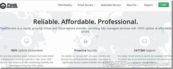 PeakServers:$6.99/月KVM-1GB/25GB/1000GB 达拉斯