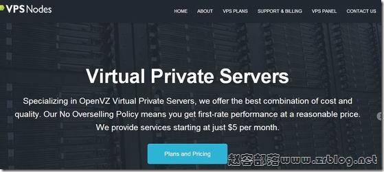 VPSNodes:$5/月OpenVZ-2GB/100GB/3TB 达拉斯