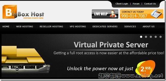 BigBoxHost:$4.5/月KVM-1GB/10G SSD/1TB 洛杉矶&芝加哥