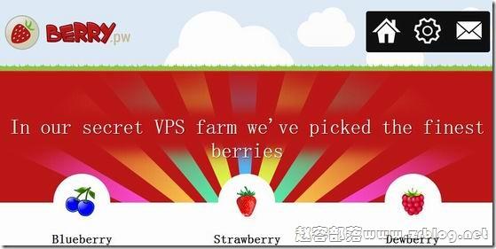 BerryServers:$8/年OpenVZ-64MB/2GB/100GB 凤凰城