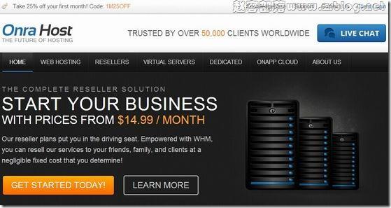 OnraHost:$7/月XEN-3GB/180GB/2500GB 洛杉矶