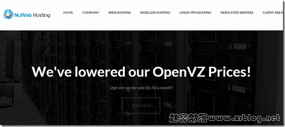 NuWebHosting:$1/首月OpenVZ-2GB/100GB/2TB 加拿大