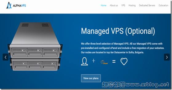 AlphaVPS:德国AMD EYPC+NVMe洗了KVM上线月付3.99欧元起
