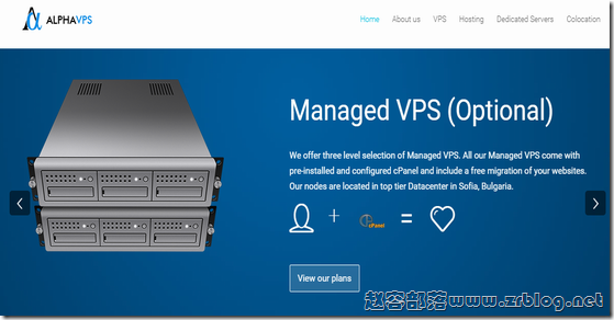 AlphaVPS:保加利亚VPS/独立服务器/大硬盘KVM年付15欧元起