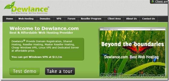 Dewlance:$4/首月KVM-1.5GB/20GB/1TB 奥兰多