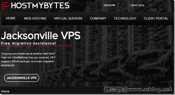 HostMyBytes:$5/月OpenVZ-2GB/50GB/2TB/2IP 凤凰城&杰克逊维尔