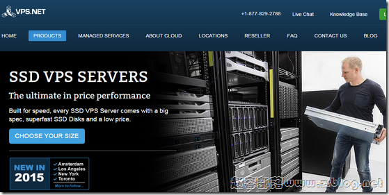 VPS.NET:$5/月XEN-512MB/20G SSD/1TB 洛杉矶