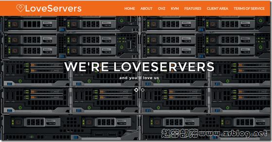 LoveServers:£4/月KVM-512MB/250GB/1TB 英国