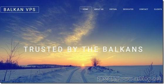 BalkanVPS:$5/月KVM-512MB/10GB/无限流量 科索沃