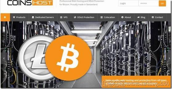 Coinshost:$2.98/月VM-512MB/20GB/1TB 瑞士