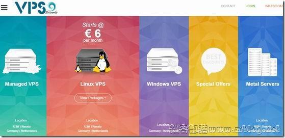 VPS9:€9/月OpenVZ-1GB/80GB/100M无限 俄罗斯&德国