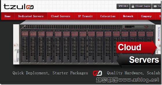 [服务器]Tzulo:$39/月-X3470/16GB/2TB/10TB/5IP 芝加哥