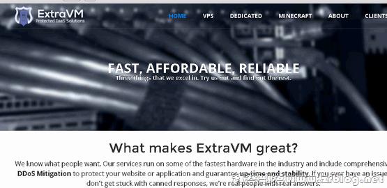 ExtraVM:$5.6/月KVM-1GB/14G SSD/200GB/新加坡