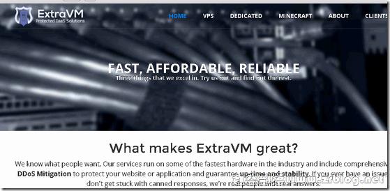 ExtraVM:$3/月OpenVZ-512MB/6G SSD/1TB 加拿大