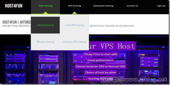 Host4Fun:$7/月KVM-2GB/100GB/1TB 十五数据中心