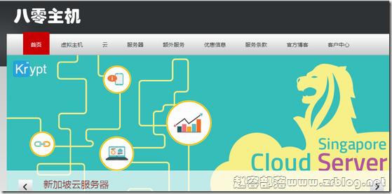 80host:香港CN2服务器20M带宽月付1099元起